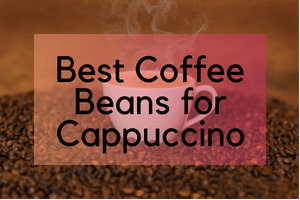 Best Coffee Beans for Cappuccino