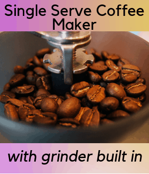 Grind and Brew Single Cup Coffee Makers