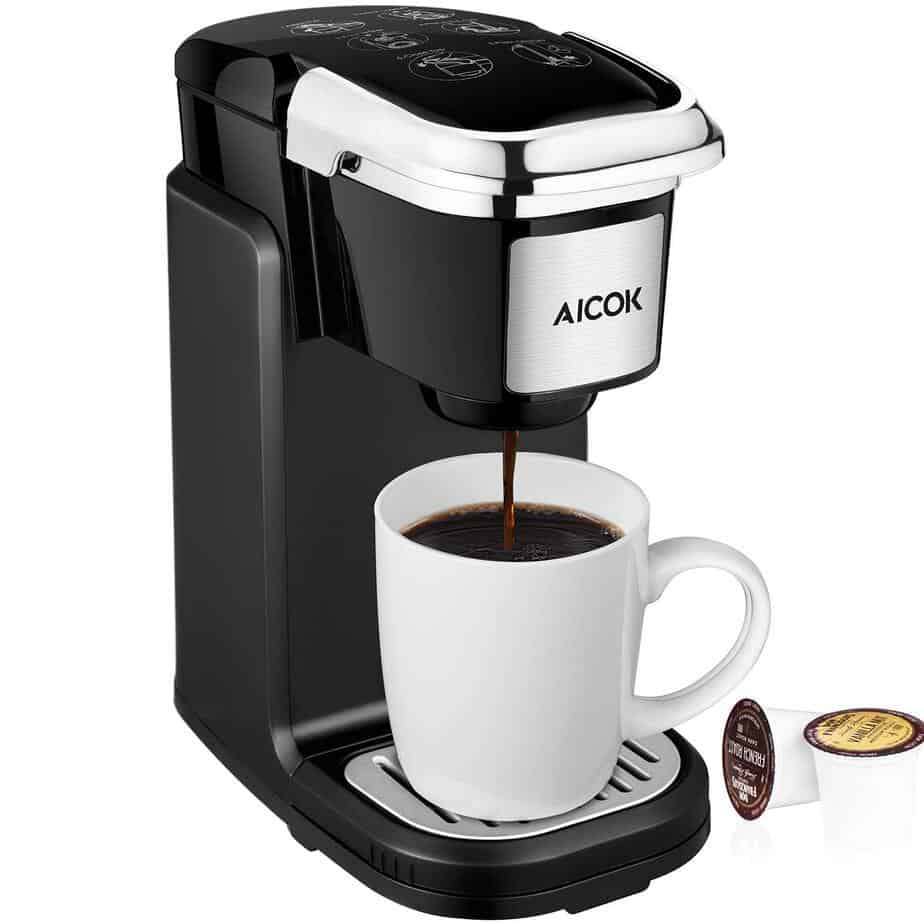 Hottest Temperature Single Serve Coffee Maker - Timelesss ...