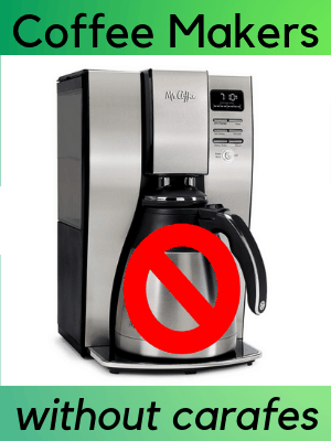 Coffee Makers Without Carafe