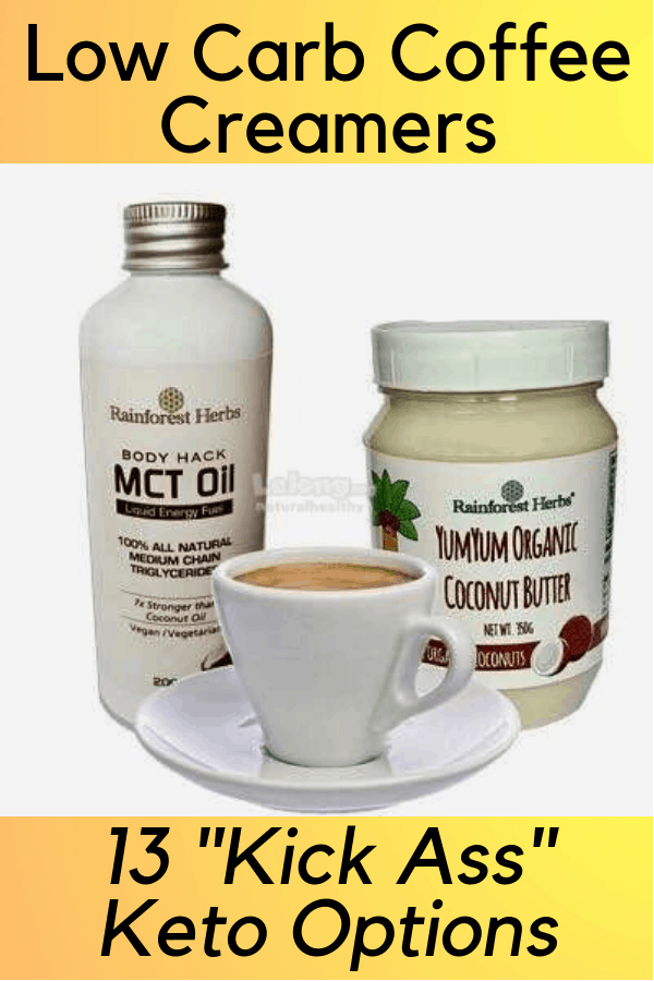 "f7f5d608f Low Carb Coffee Creamers  13 ""Kick Ass"" Keto Friendly Creamers"